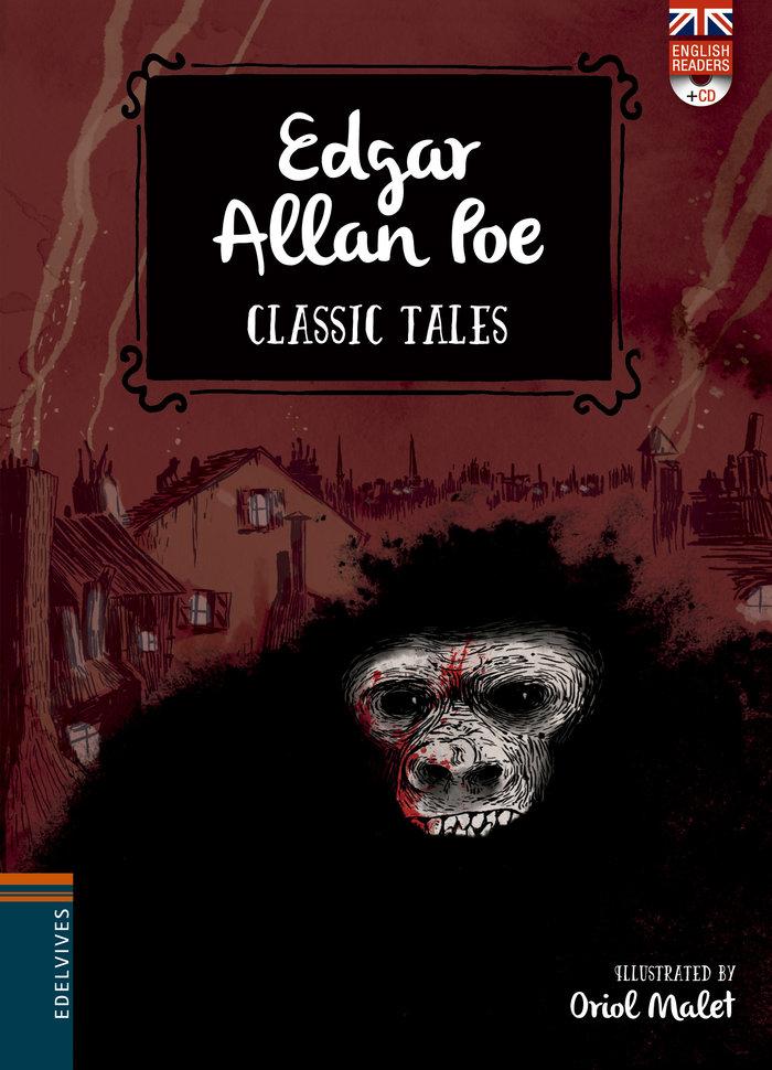 Edgar allan poe cd classic tales