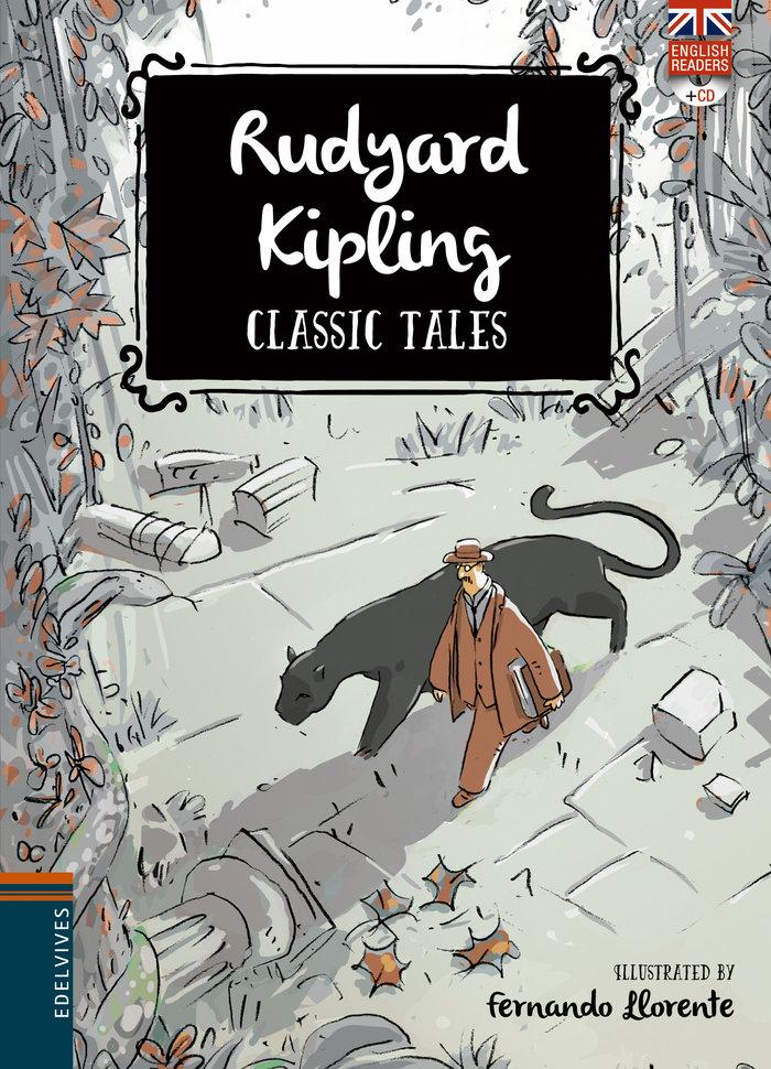 Rudyard kipling cd classic tales