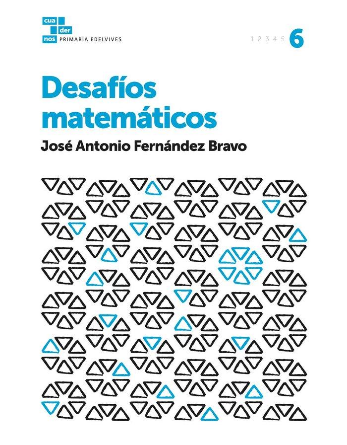 Cuaderno desafios matematicos 6 ep 17