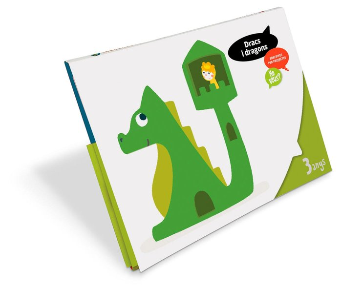 Dracs i dragons 3anys ei c.valenciana 17 ho veus