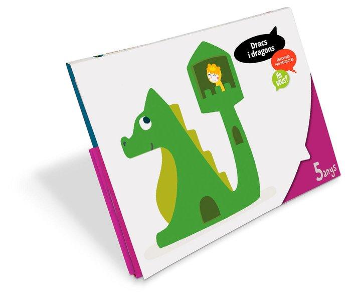 Dracs i dragons 5anys ei c.valenciana 18 ho veus