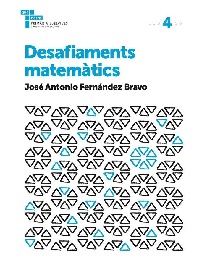 Quadern desafiaments matematics 4 ep c.val. 17