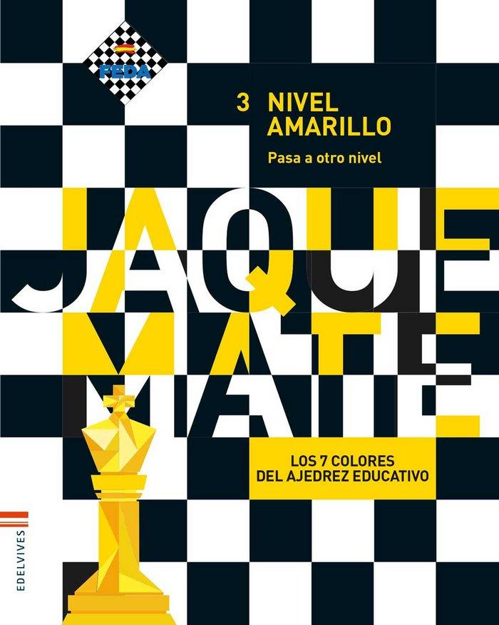 Cuaderno nivel amarillo 3 ep 17 juego ajedrez