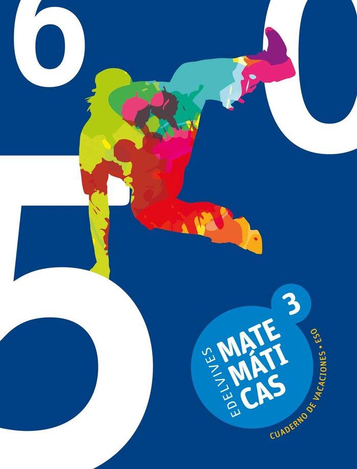 Vacaciones cuaderno matematicas 3ºeso 17