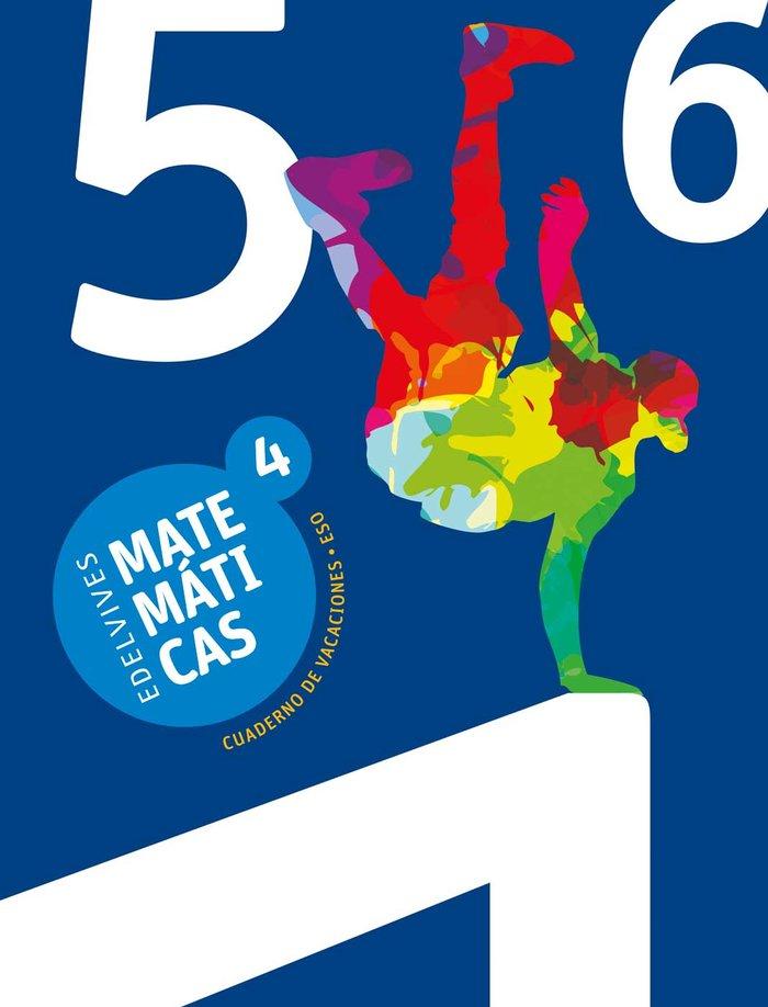 Vacaciones cuaderno matematicas 4ºeso 17