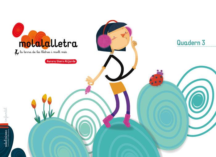 Molalalletra 2 4anys pauta c.valenciana 17 letrila