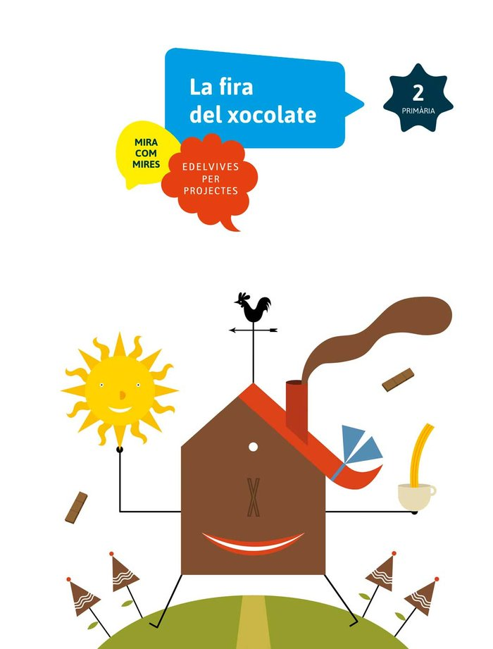 Xocolate 2ºep c.valenciana 17 projectes a2