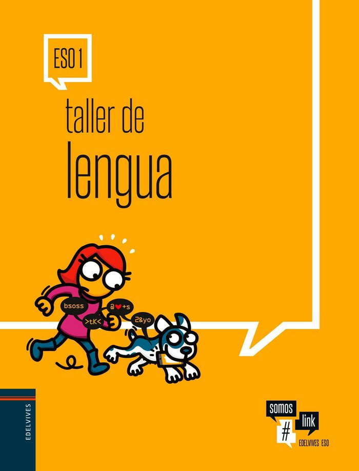 Cuaderno refuerzo lengua 1ºeso 17 talleres