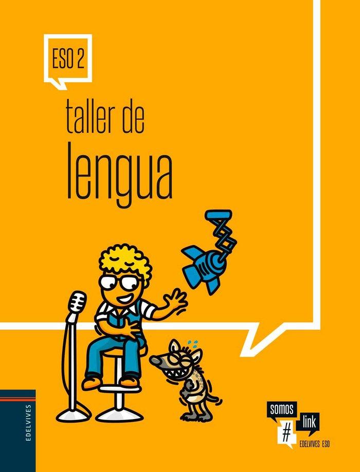 Cuaderno refuerzo lengua 2ºeso 17 talleres