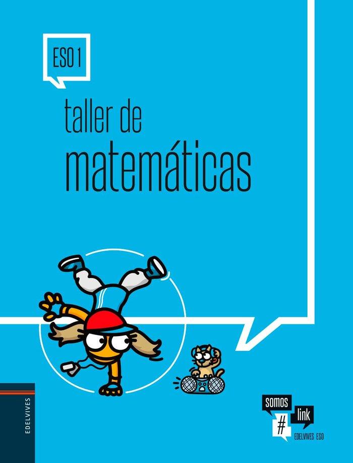 Cuaderno refuerzo matematicas 1ºeso 17 talleres