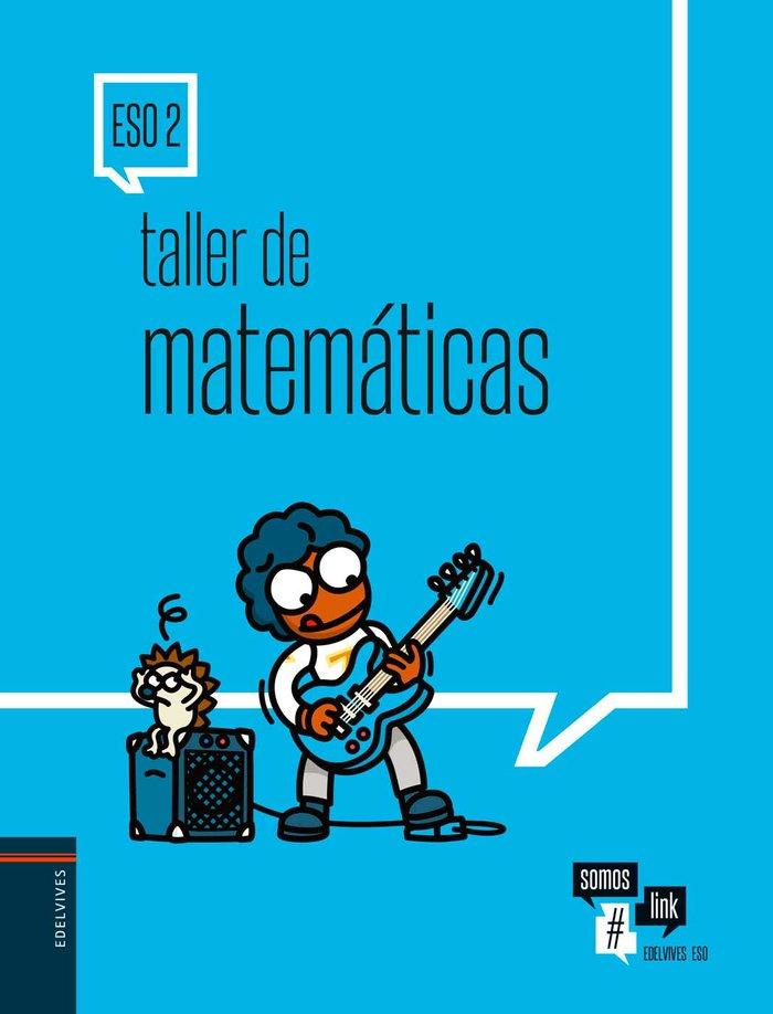 Cuaderno refuerzo matematicas 2ºeso 17 talleres