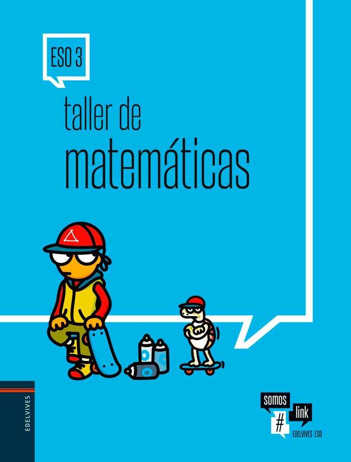 Cuaderno refuerzo matematicas 3ºeso 17 talleres