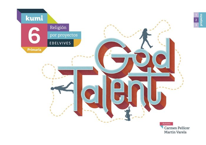 God talent 6ºep 17 kumi (religion por proyectos)