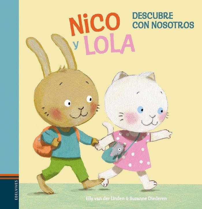 Nico y lola descubre con nosotros