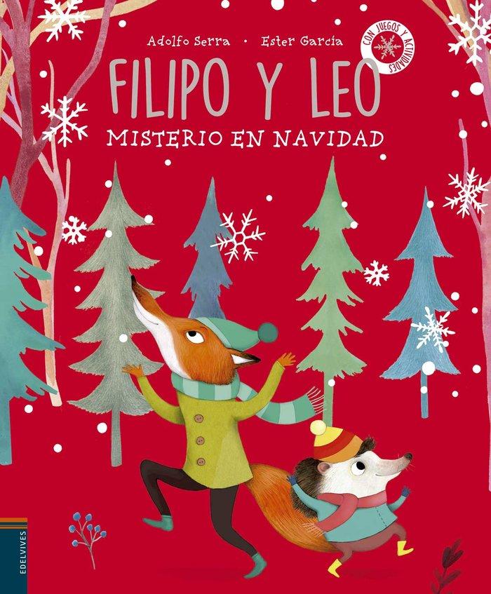 Filipo y leo misterio en navidad