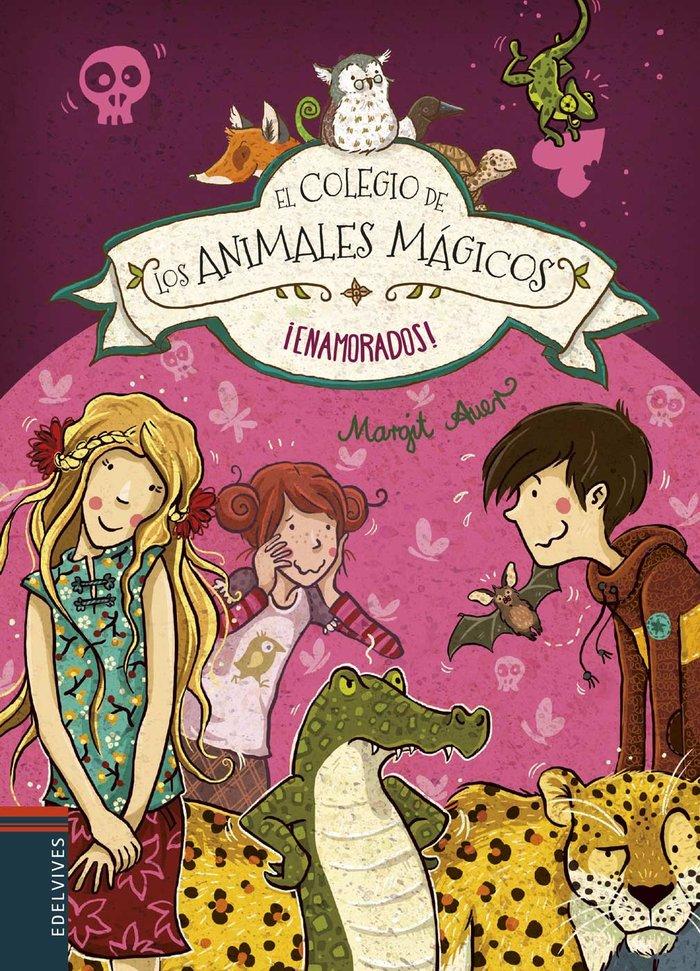 Colegio de los animales magicos 8 enamorados