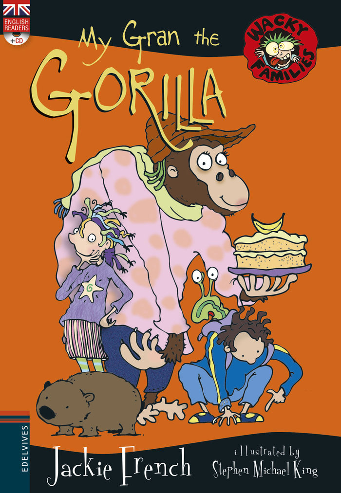 My gran the gorilla