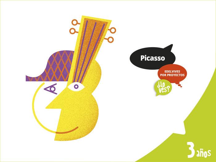 Picasso 3años ei 18 lo ves