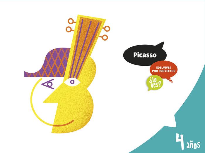 Picasso 4años ei 18 lo ves