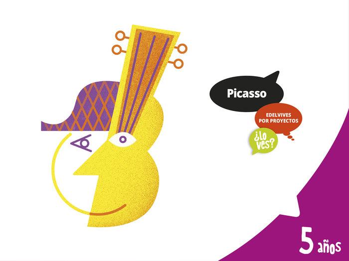 Picasso 5años ei 18 lo ves