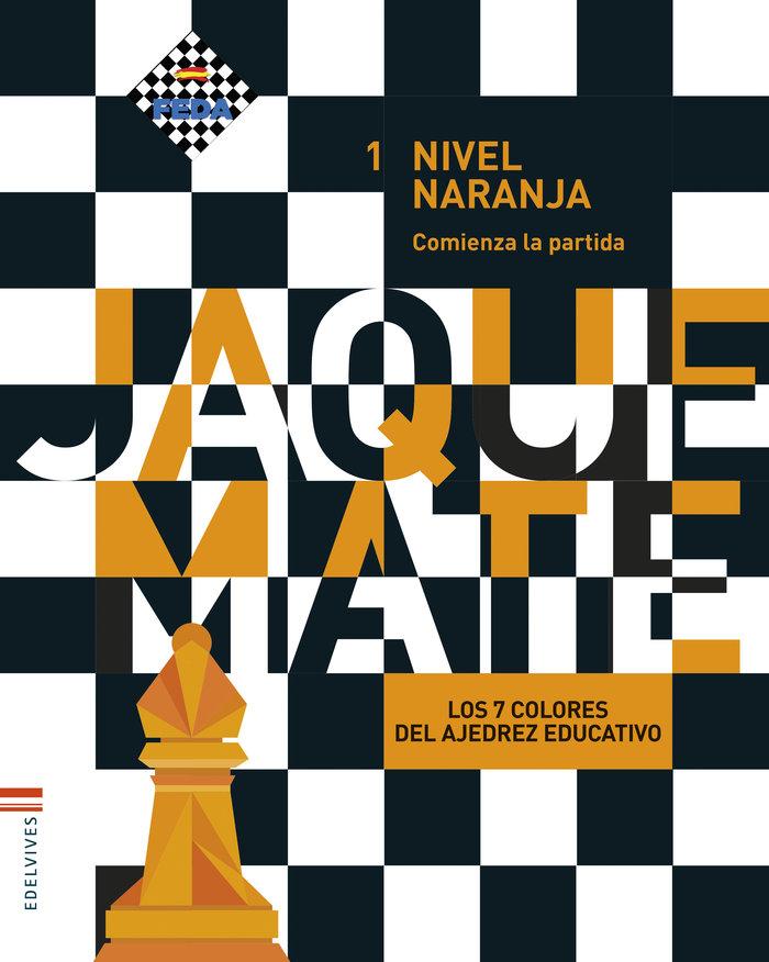 Cuaderno nivel naranja 1 ep 18 juego ajedrez