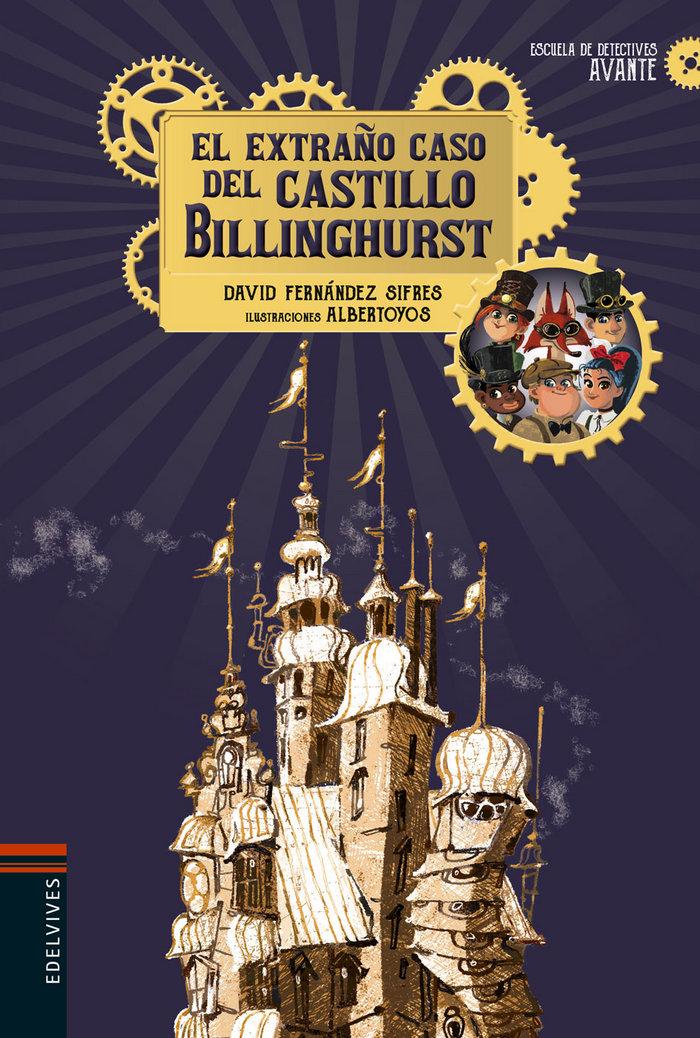 Extraño caso del castillo billinghurst,el