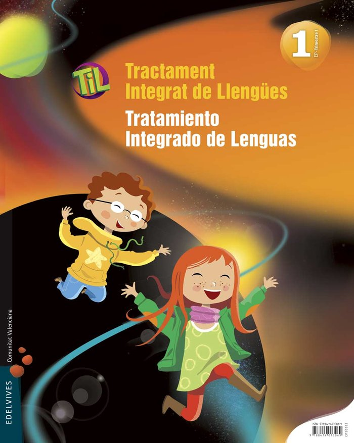 Tractament integrat llengues 1 ep c.val. 18 til