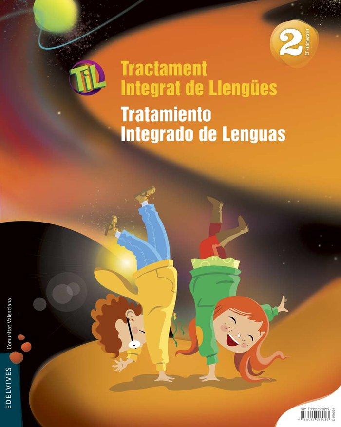 Tractament integrat llengues 2 ep c.val. 18 til