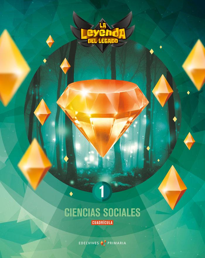 Ciencias sociales 1ºep cuadricula 18 leyenda legad