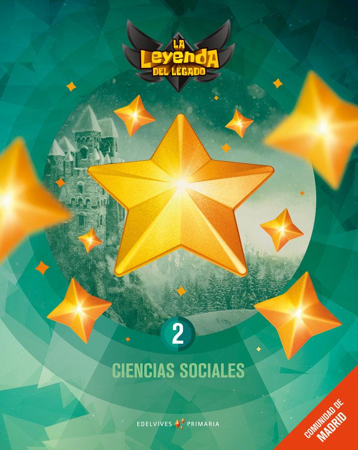 Ciencias sociales 2ºep madrid 18 leyenda legado