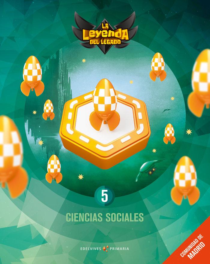 Ciencias sociales 5ºep madrid 18 leyenda legado