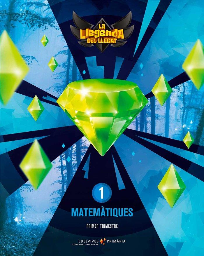 Matematiques 1ºep c.valenciana 18 llegenda llegat