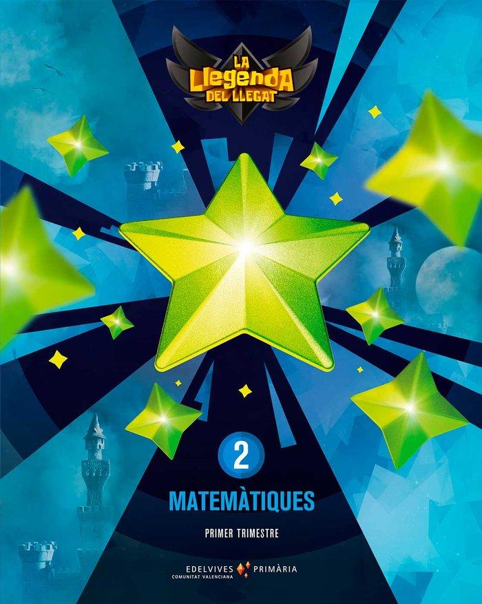 Matematiques 2ºep c.valenciana 18 llegenda llegat