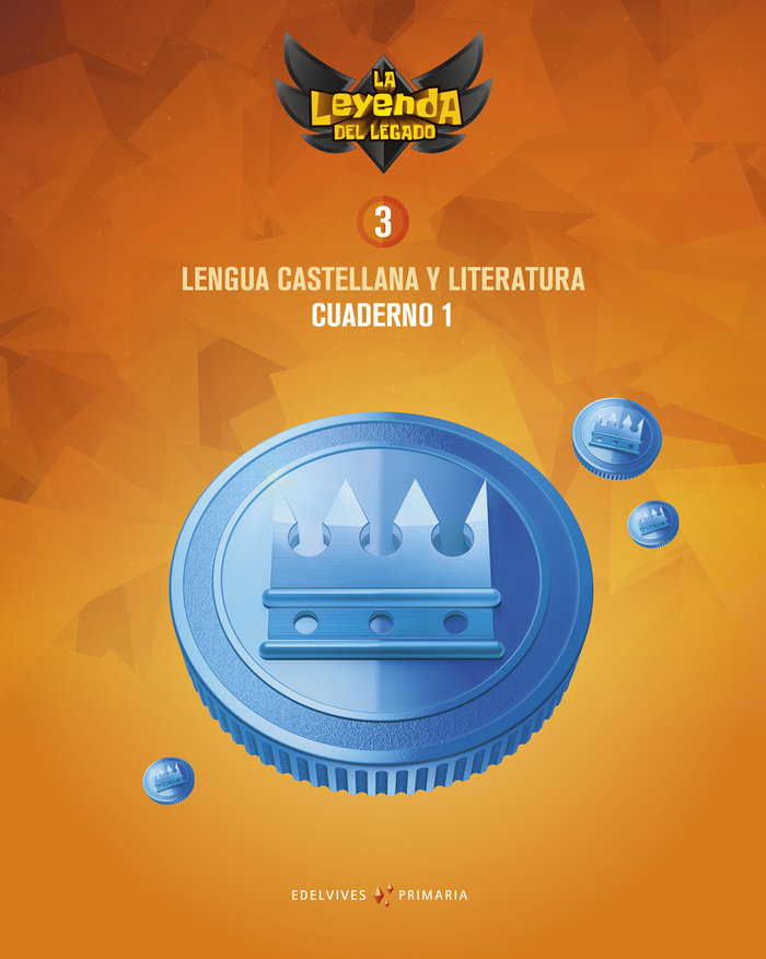 Cuaderno lengua 1 3ºep 18 leyenda legado