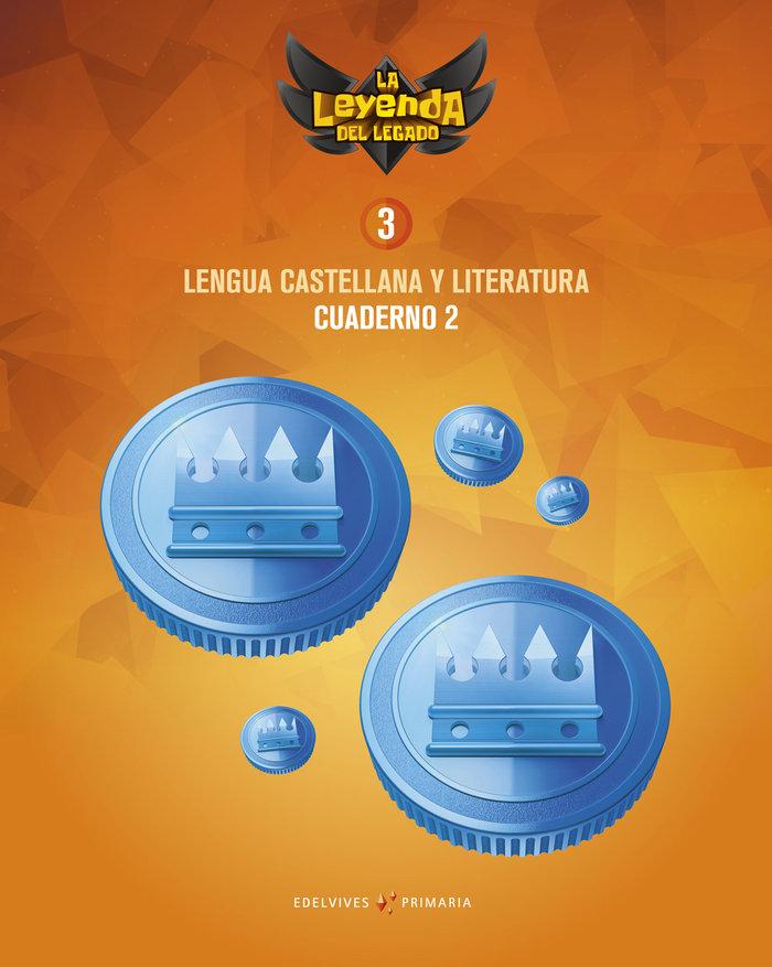Cuaderno lengua 2 3ºep 18 leyenda legado