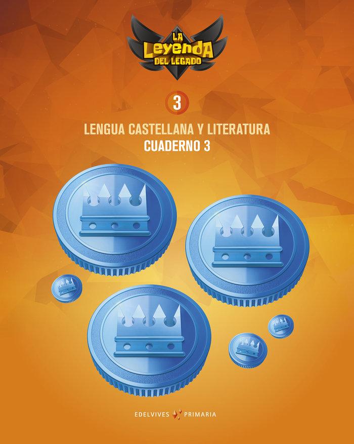 Cuaderno lengua 3 3ºep 18 leyenda legado