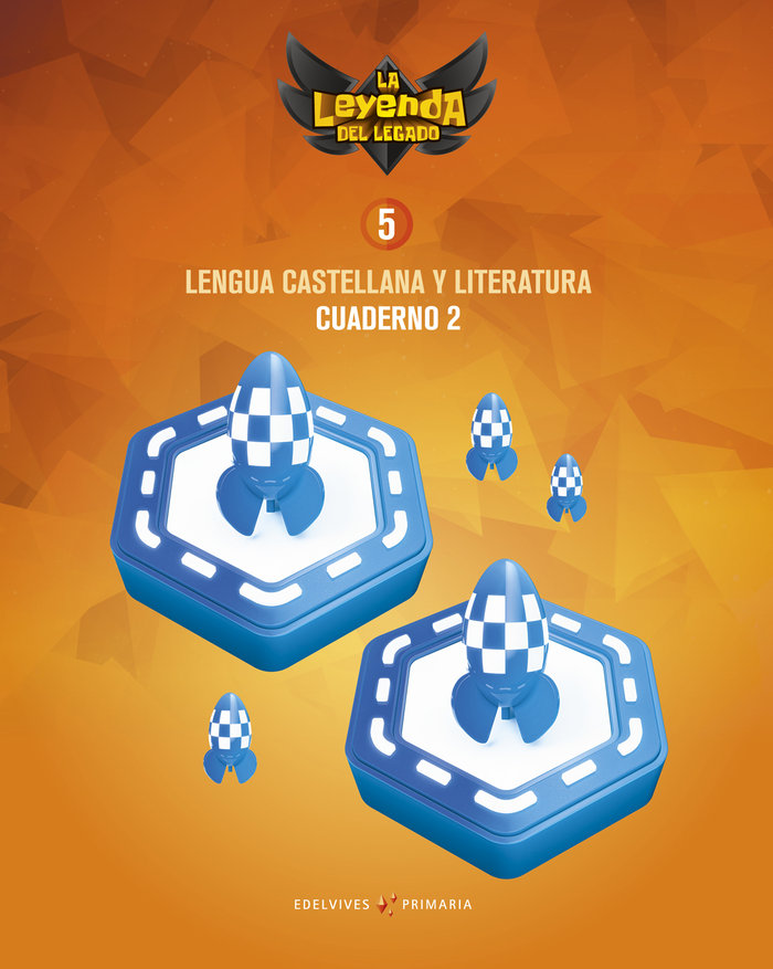 Cuaderno lengua 2 5ºep 18 leyenda legado