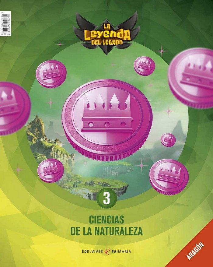 Ciencias naturaleza 3ºep aragon 18 leyenda legado