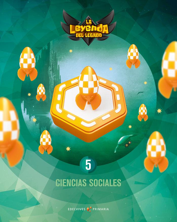 Ciencias sociales 5ºep 18 leyenda legado