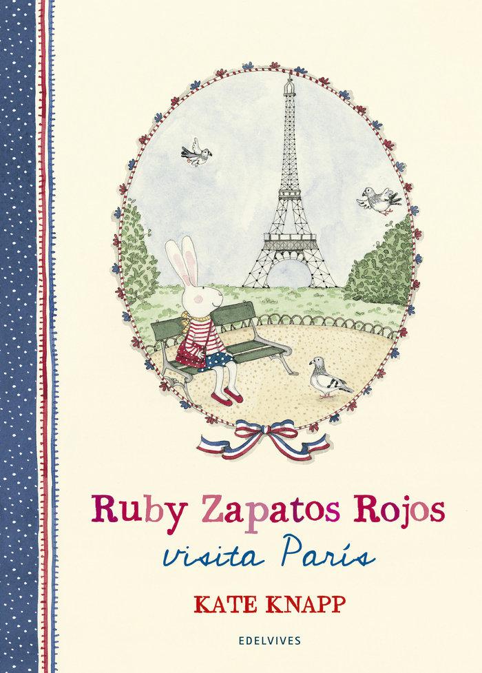 Ruby zapatos rojos visita paris