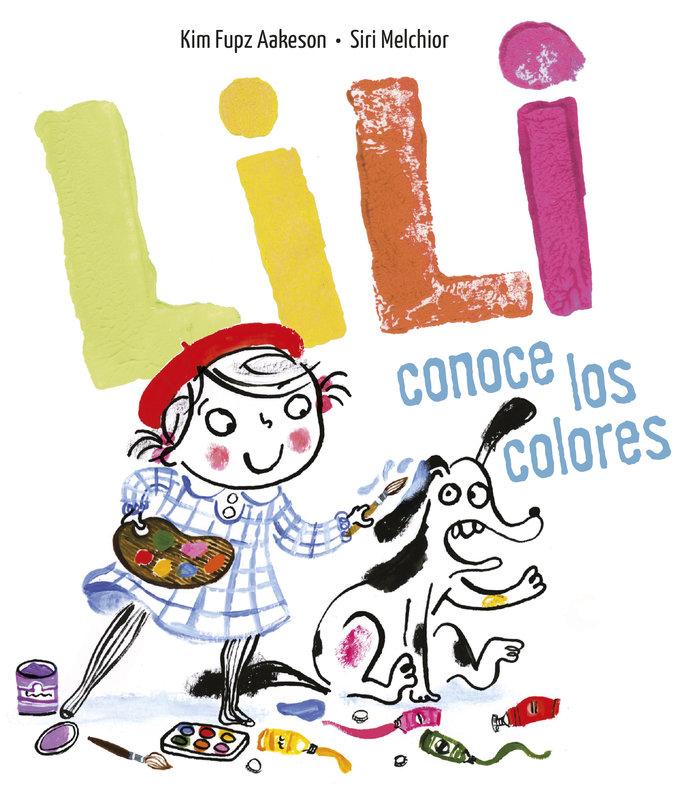 Lili conoce los colores