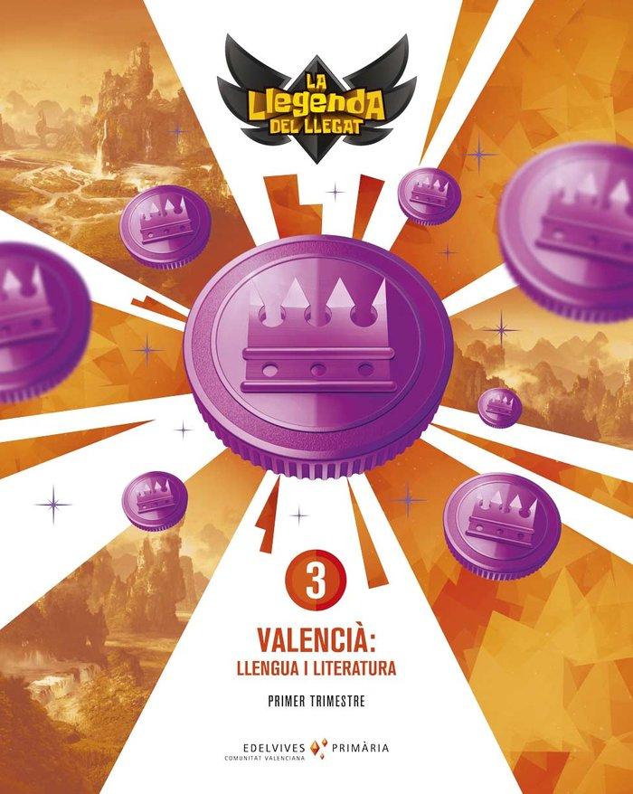 Llengua 3ºep c.valenciana 19 llegenda llegat