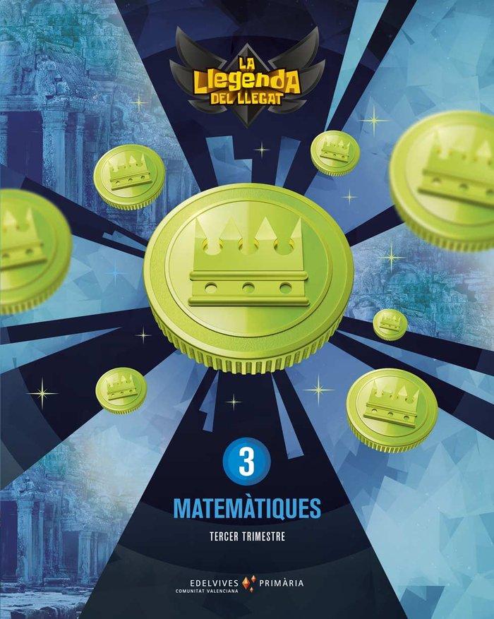 Matematiques 3ºep c.valenciana 19 llegenda llegat
