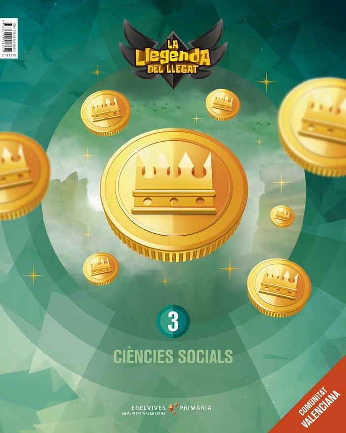 Ciencies socials 3ºep c.valenciana 19 llegenda lle
