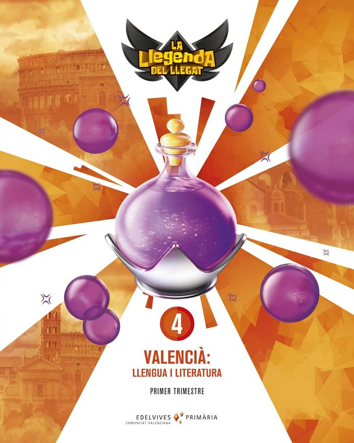Llengua 4ºep c.valenciana 19 llegenda llegat