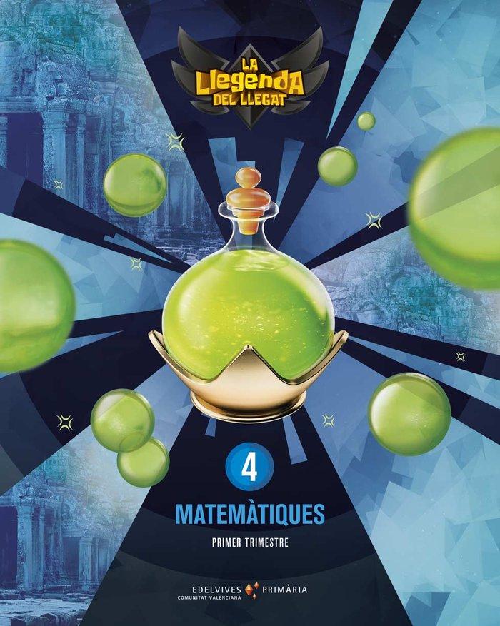 Matematiques 4ºep c.valenciana 19 llegenda llegat