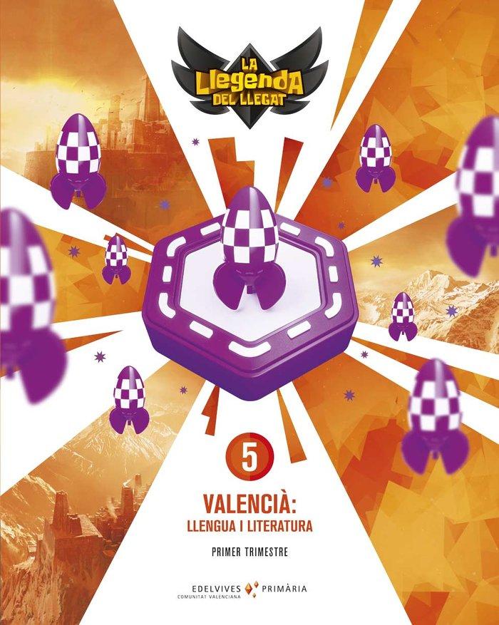 Llengua 5ºep c.valenciana 19 llegenda llegat