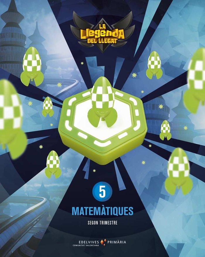 Matematiques 5ºep c.valenciana 19 llegenda llegat