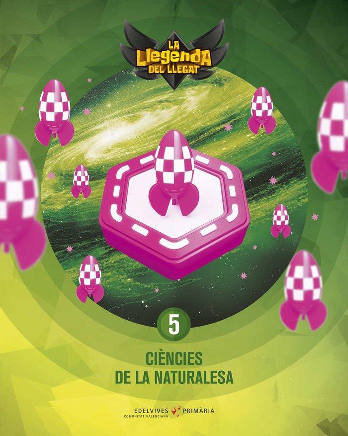 Ciencies naturalesa 5ºep c.valenciana 19 llegenda