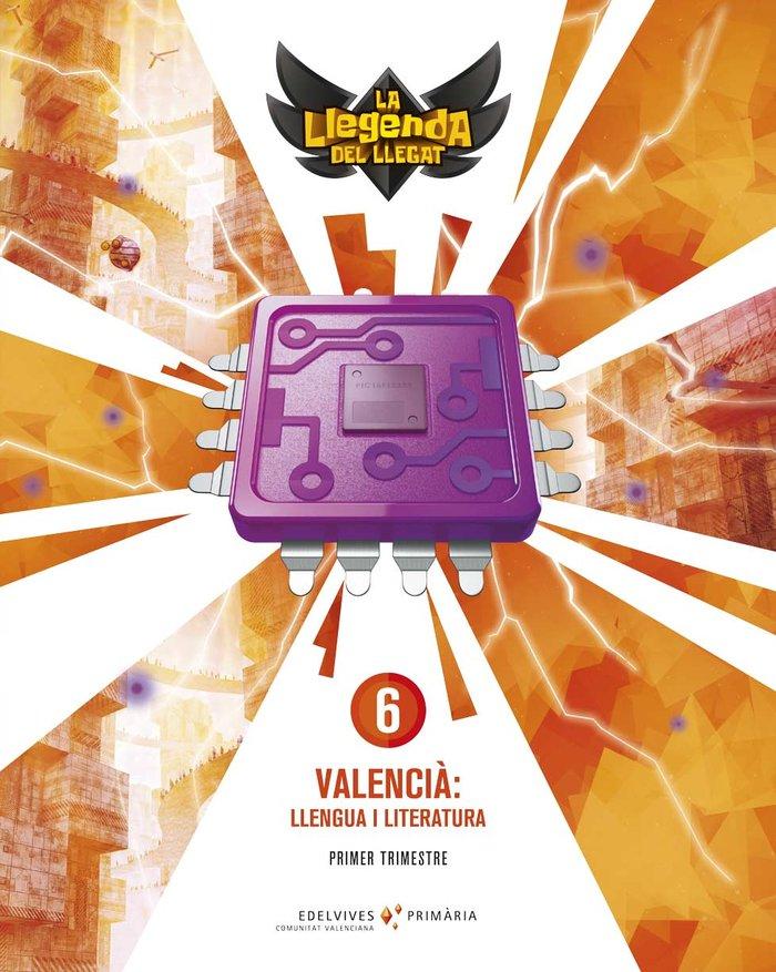 Llengua 6ºep c.valenciana 19 llegenda llegat